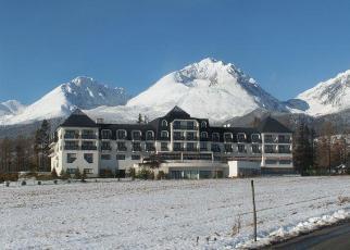 Hubert Vital Resort Słowacja, Wysokie Tatry, Tatranska Polianka
