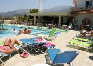 Nikos (Malia) Grecja, Kreta, Malia