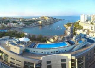 be.Hotel Malta, Wyspa Malta, St. Julian\'s