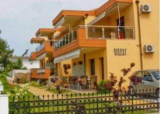 Sissy\'s Villas Potos Grecja, Thassos, Potos