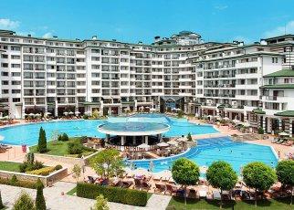 Emerald Beach Resort & SPA Bułgaria, Słoneczny Brzeg, Rawda