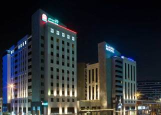 Novotel Deira City Centre Emiraty Arabskie, Dubaj