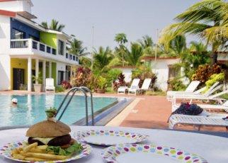 Longuinhos Beach Resort Indie, Goa