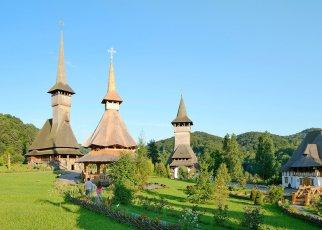 Drewniane cerkwie i malowane monastyry Rumunia, Wyc. objazdowe