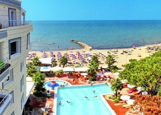 Mel Holiday (ex. Fafa) Albania, Riwiera Albańska, Durres