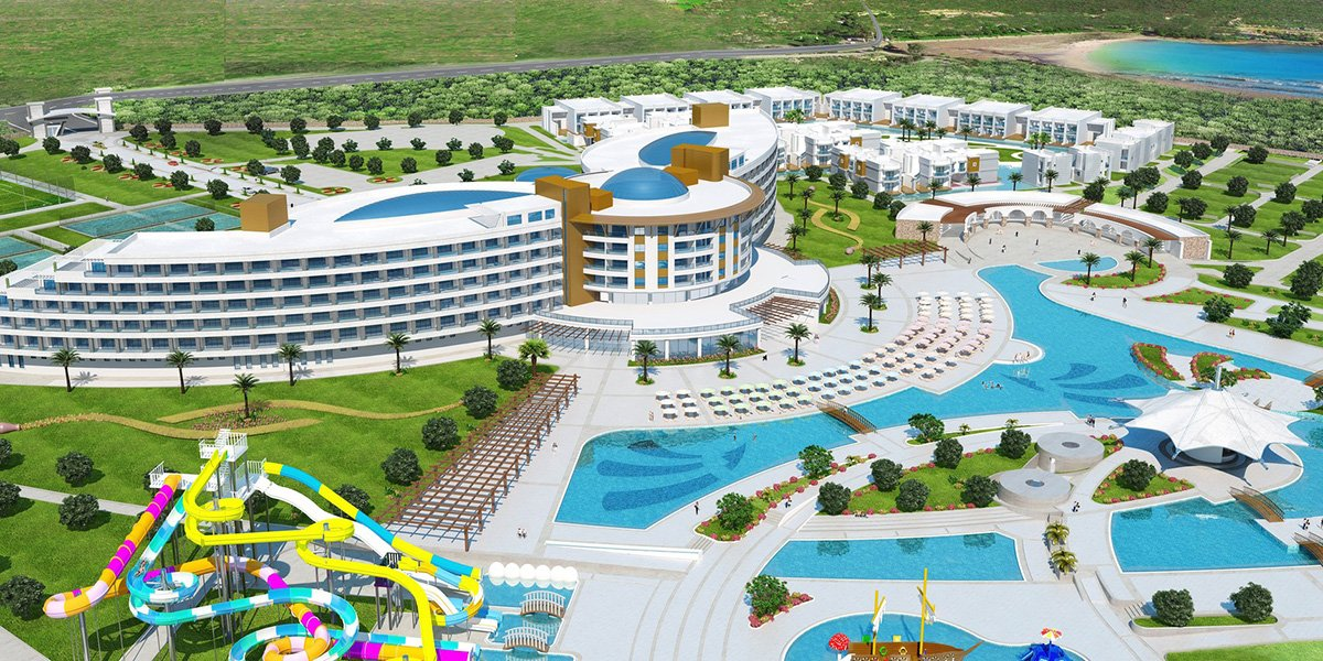 Seahorse Beach Resort Turkey