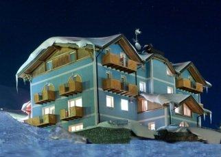 Cielo Blu Włochy, Trentino, Passo Tonale