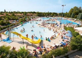 Happy Camp Bella Italia Włochy, Jezioro Garda, Peschiera del Garda