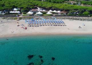 Happy Camp Village Baia Blu La Tortuga Włochy, Sardynia, Vignola Mare