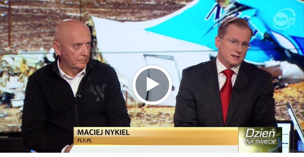 FLY.PL w TVN24 BiŚ