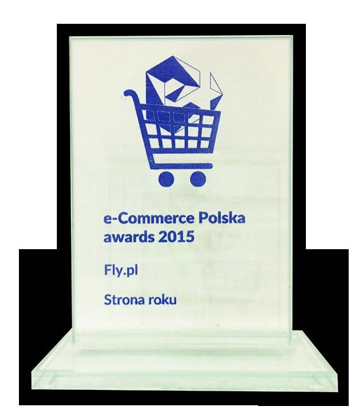 Strona Roku 2015 e-Commerce Polska awards 2015