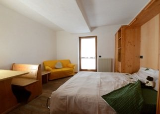 Residence Miramonti Włochy, Trentino, Daiano
