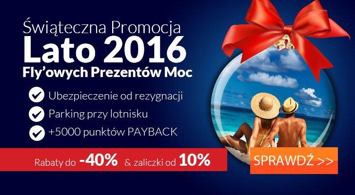 Świąteczna promocja od FLY.PL