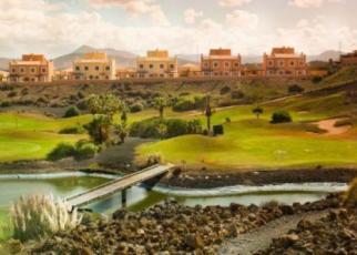 Mirador De Lobos Golf Hiszpania, Fuerteventura, Corralejo