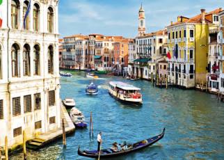 Gawędy o Wenecji Włochy, Wyc. objazdowe