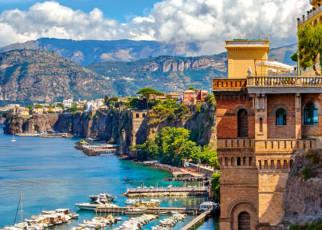 Gorący Neapol Włochy, Wyc. objazdowe