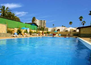 Rebecca Park Hiszpania, Gran Canaria, Playa del Ingles (Gran Canaria)