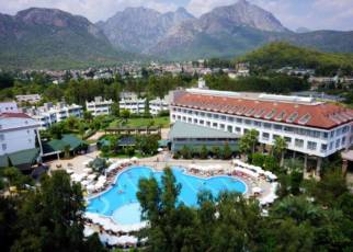 Sherwood Greenwood Resort Turcja, Kemer, Goynuk