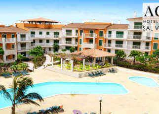 Vila Verde Resort Wyspy Zielonego Przylądka, Sal, Santa Maria