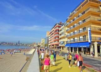 Marconi Hiszpania, Costa Blanca, Benidorm