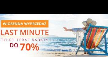 Last Minute – wakacje po taniości!
