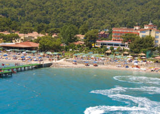 Carelta Beach Resort & Spa Turcja, Kemer, Beldibi