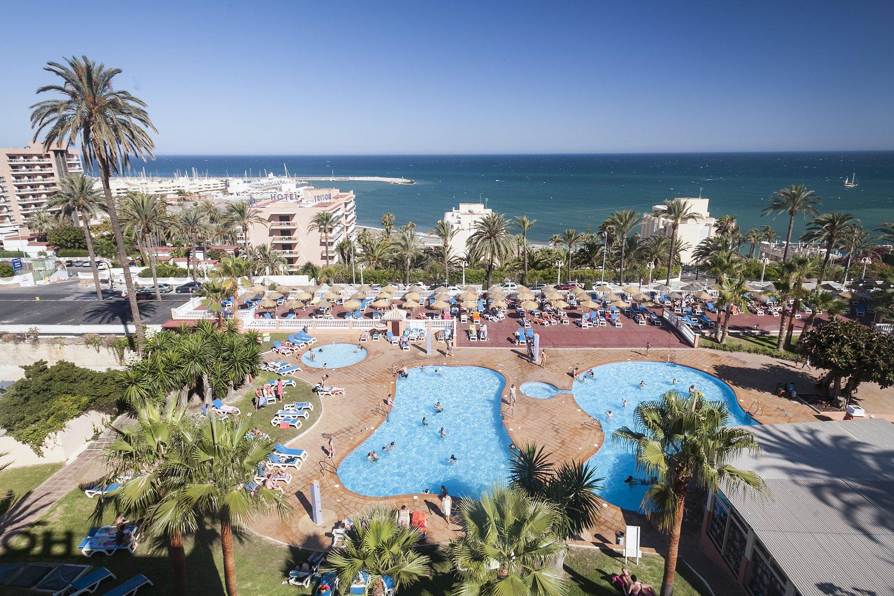 Hotel Best Siroco Malaga