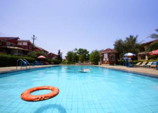 Colonia Jose Menino Resort Indie, Goa, Varca