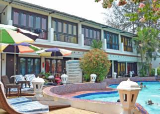 Estrela Do Mar Beach Resort Indie, Goa, Baga