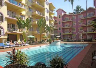 Renton Manor Indie, Goa, Arpora