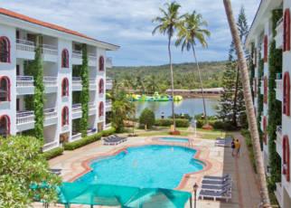 Resort Marinha Dourada Indie, Goa, Arpora