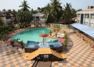 Silver Sands Beach Resort Indie, Goa, Colva