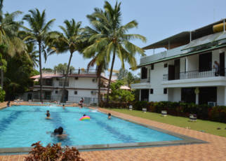 Star Beach Resort Indie, Goa, Colva