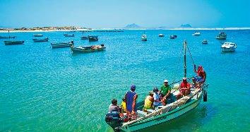 Wyspy Zielonego Przylądka - prawdziwy raj!