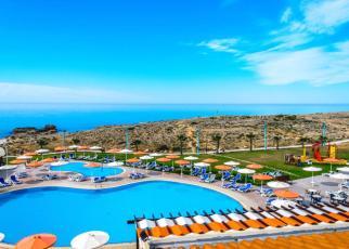 Aktea Beach Village Cypr, Ayia Napa