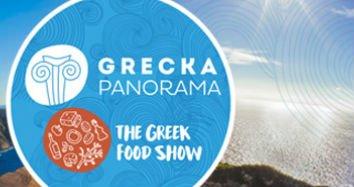"Zapraszamy na targi ""Grecka Panorama"