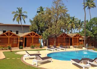Hidden Paradise Indie, Goa, Mandrem