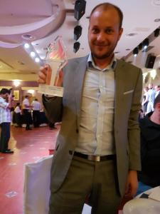 Kacper Daszke, e-Commerce Manager z nagrodą!