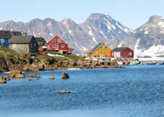 Islandia - Grenlandia