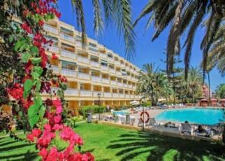 Jardin Atlantico Hiszpania, Gran Canaria, Playa del Ingles