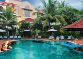 Joecons Beach Resort Indie, Goa