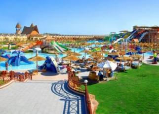 Jungle Aqua Park Egipt, Hurghada