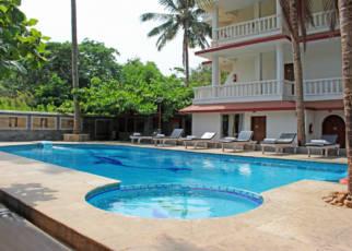 Kristal Sands Beach Resort Indie, Goa, Calangute