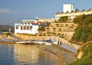 Mellieha Bay Malta, Wyspa Malta, Mellieha