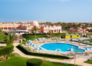 Resta Reef Resort Egipt, Marsa Alam, Madinat Coraya