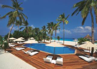 Safari Island Malediwy, Ari Atol, North Ari Atoll, Ellaidhoo