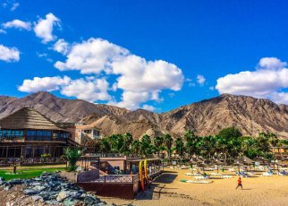 Sandy Beach & Resort Emiraty Arabskie, Fujairah