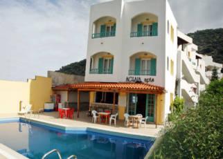 Aglaia Apartments Grecja, Kreta, Stalida