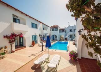 Iliana Apartments & Hotel Grecja, Kreta, Panormo