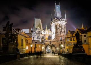 Praga - Wiedeń - Budapeszt Austria, Wyc. objazdowe